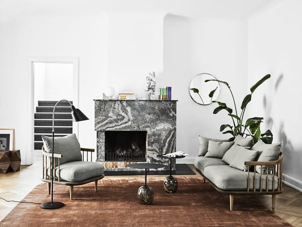AndTradition Lato sofas by scandinavian design